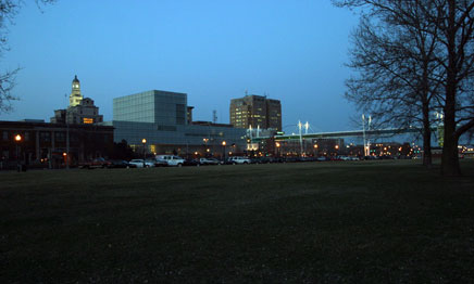 Photo of the Davenport Riverfront